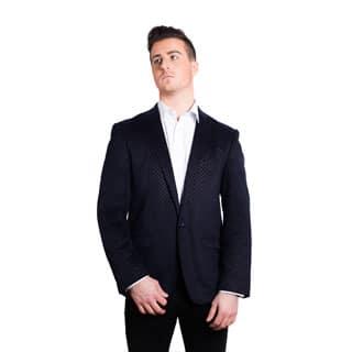 Elie Balleh Milano Italy Men's Cotton Slim Fit 2015 Style Jacket/Blazer|https://ak1.ostkcdn.com/images/products/P18612012jt.jpg?impolicy=medium