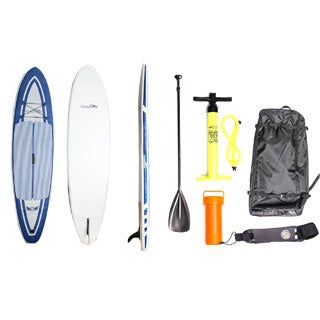 Smartpool Wavedream High Performance Stand-up Paddleboard (Option: Blue)