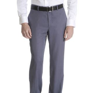 Daniel Hechter Men's Tencel Modern Fitted Suit Pants|https://ak1.ostkcdn.com/images/products/P18689369p.jpg?impolicy=medium