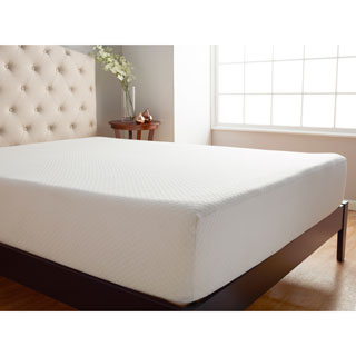 Splendorest 10-Inch Full-size Serene Performance Foam Mattress