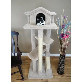 New Cat Condos Premier Extra Large Cat Tree Pagoda
