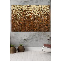 Mark Lawrence 'Bless This House. 2 Samuel 7:29' Giclee Stretched Canvas Wall Art