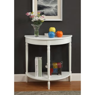 Convenience Concepts French Country Entryway Table (Option: White)