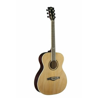 Eko Guitars 06217015 NXT Series Natural Auditorium Acoustic Guitar