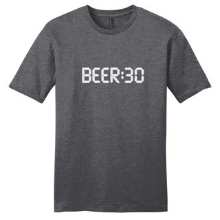 Beer: 30 Shirt' Funny Drinking Unisex Cotton T-shirt