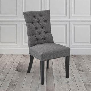 Bianca Beige/Grey Fabric Chair