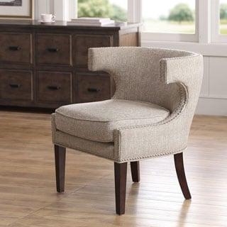 Madison Park Audrey Contemporary Cutout Arm Chair