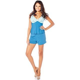 Rhonda Shear Sweet Secret Butterknit Cami and Shorts Set (More options available)