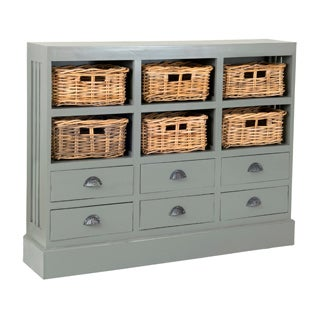 Crafted Home's Alexander Storage Cabinet