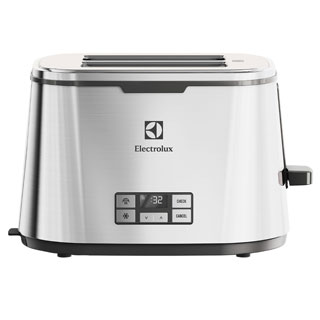 Electrolux ELTT02D8PS Expressionist Stainless Steel 2-slice Toaster