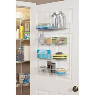 ClosetMaid Stainless Steel Multitier Wall Rack|https://ak1.ostkcdn.com/images/products/P18843299a.jpg?impolicy=medium