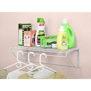 ClosetMaid Laundry Shelf