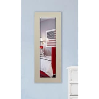 American Made Rayne Arctic Ivory Body Mirror