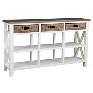 Crafted Home's Kendele Console Table