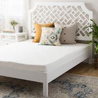 Double-layered Memory Foam 7-inch Full XL-size Mattress