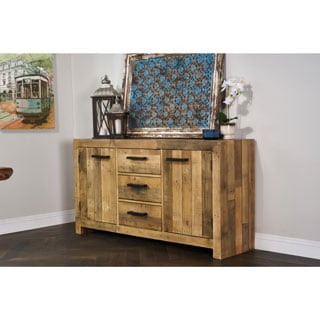 Kosas Home Oscar Hand-crafted 3-drawer 2-door Buffet