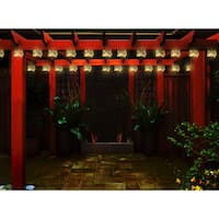 LED Concepts Solar LED Style String Lights
