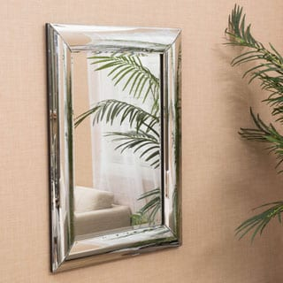 Christopher Knight Home Slauson Rectangular Wall Mirror