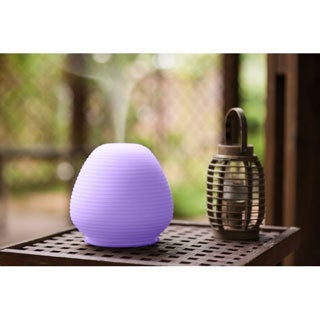 ZAQ Paradise Glass Litemist Aromatherapy 200ml Essential Oil Diffuser
