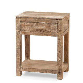 Urban Port 1-drawer End Table