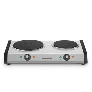 Cuisinart CB-60 Stainless Steel Cast-Iron Double Burner