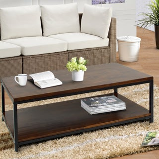 Metro Mocha Coffee Table
