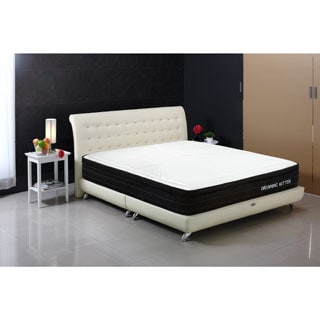 Euro Style Collection 12-inch Full-size Gel Memory Foam and Pocket Spring Mattress