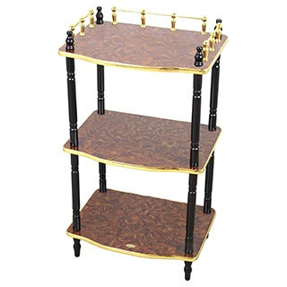 3-tier Telephone Table and Book Shelf