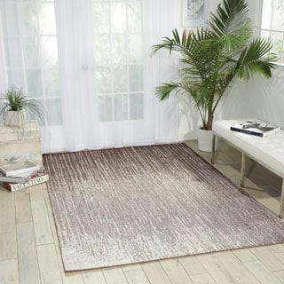 Nourison Twilight Smoke Area Rug (12' x 15')