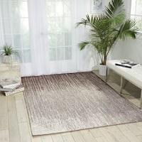 Nourison Twilight Smoke Area Rug - 12' x 15'
