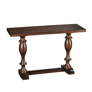 Madison Park Henry Mediterranean Console Table