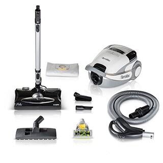 Prolux TerraVac 5-speed Sealed HEPA Filter Quiet Vacuum Cleaner
