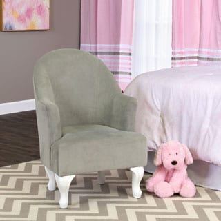 HomePop Diva Juvenile Accent Chair
