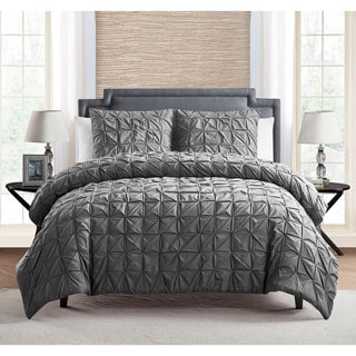 VCNY Maya 3-piece Duvet Cover Set