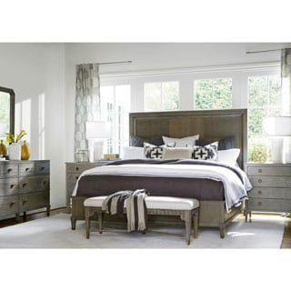 Universal Furniture Playlist Bed End Bench