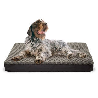 FurHaven Dog Ultra Plush Deluxe Cooling Gel Memory Orthopedic Dog Bed|https://ak1.ostkcdn.com/images/products/P19110694m.jpg?_ostk_perf_=percv&impolicy=medium