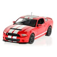 Rastar 1:14 Red Ford Shelby GT500