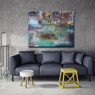 Ready2HangArt 'Beauty in Decay' by Norman Wyatt Jr. Canvas Art
