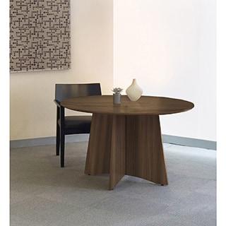 Mayline Medina Series Medina 48-inch Round Conference Table
