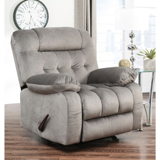 Abbyson Sparrow Padded Rocker Recliner