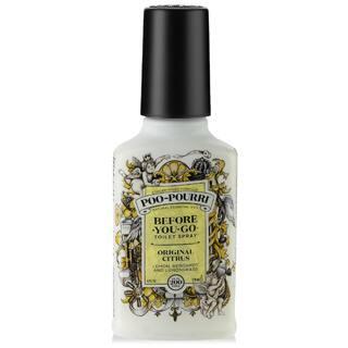 Poo-Pourri 4-ounce Original Citrus Before-You-Go Toilet Spray|https://ak1.ostkcdn.com/images/products/P19201460p.jpg?impolicy=medium