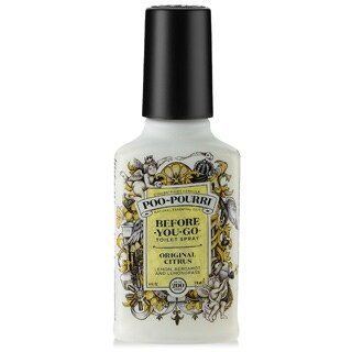 Poo-Pourri 4-ounce Original Citrus Before-You-Go Toilet Spray