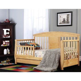 Dream On Me Natural Deluxe Toddler Day Bed
