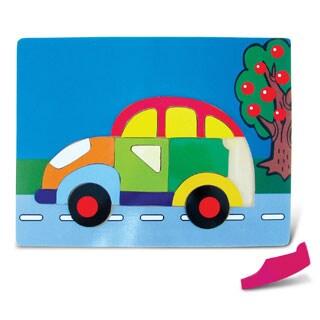 Puzzled Fun Automobile Puzzle