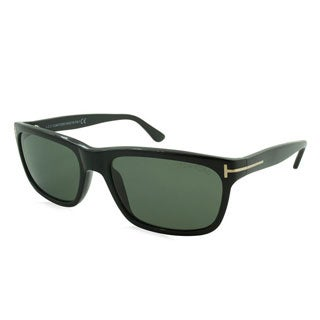 Tom Ford TF0337-01N Square Green Sunglasses