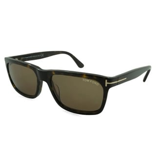 Tom Ford TF0337-56J Square Roviex Sunglasses