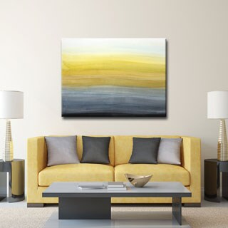 Ready2HangArt 'Evening Glowing' by Norman Wyatt Jr. Canvas Art