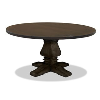 Toscana Reclaimed Wood Round Dining Table