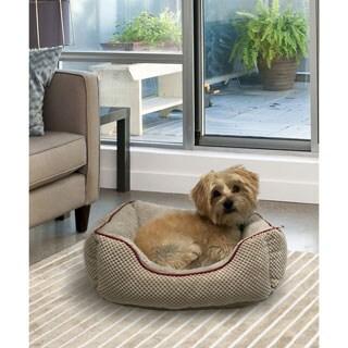 Animal Planet Dots Cuddler Pet Bed