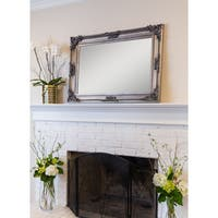 Beaumont Antique Silver Mirror - Antique Silver